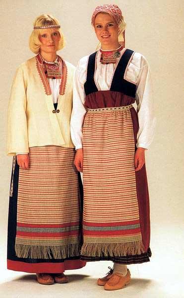 Картинки карельский костюм