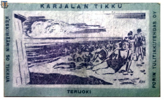 Terijoki matchbox labels-09