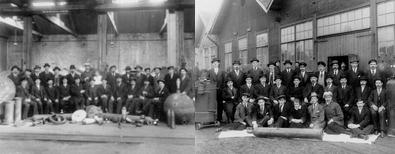 Члены правления Общ-ва  и руководство з-дов Снарядного 1916г. и Минного 1917г..jpeg