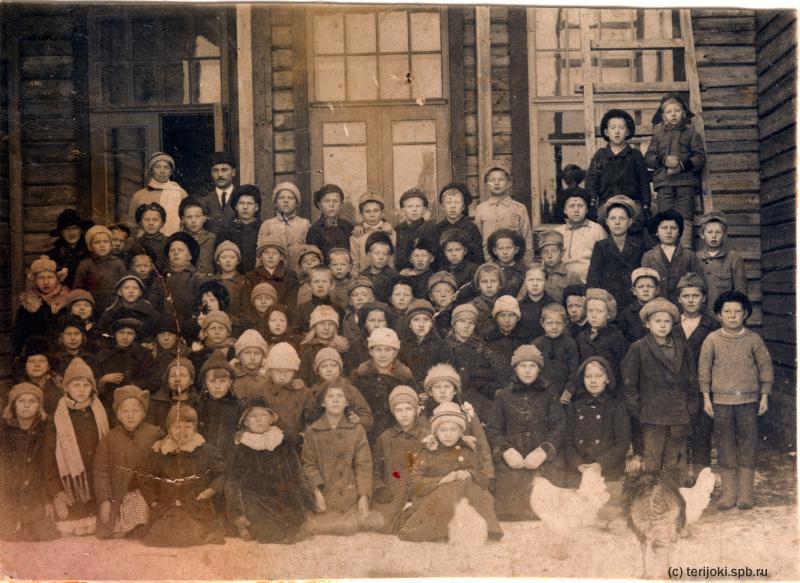 Келломякская народная школа