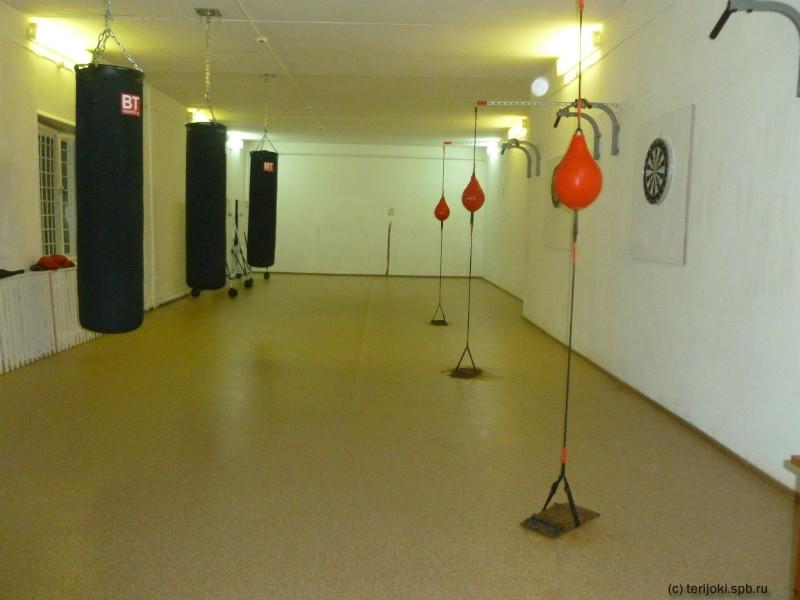 Снайпер: секция бокса