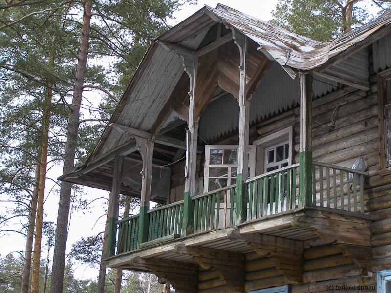 Дача Ф. А. Корзухина, 2006 г.