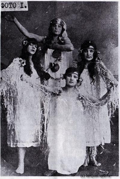 Опера в селе Райвола