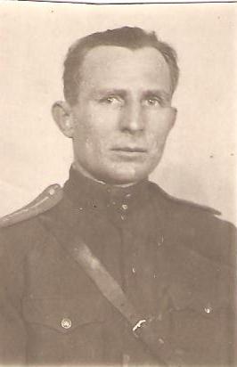 А. Г. Казанцев после войны
