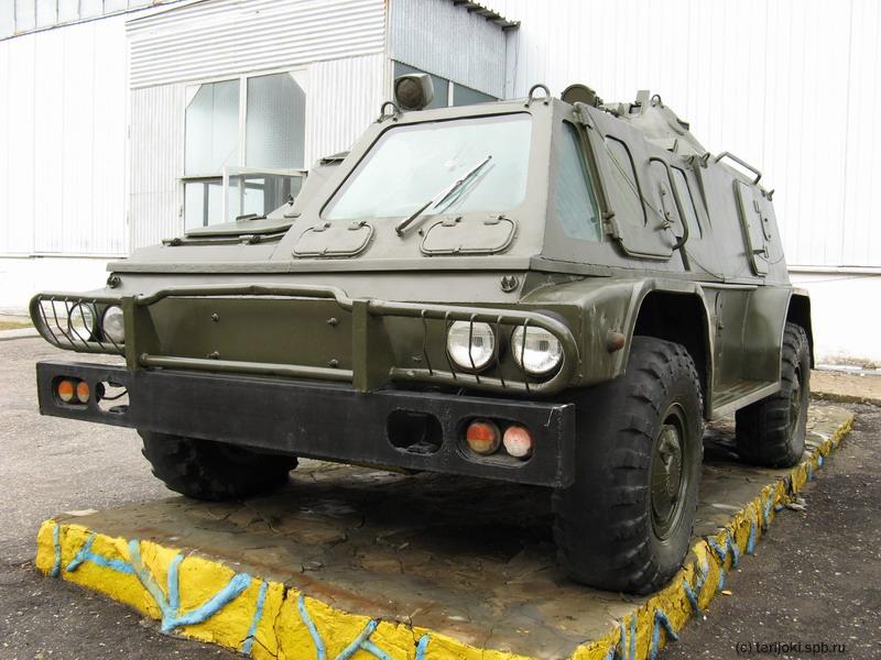ГАЗ-2330 [Тигрk | Военный портал