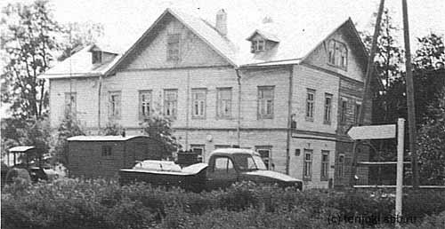 Бывш. начальная школа Зеленогорска