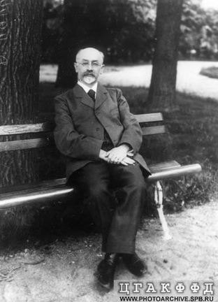 М.Я. Герценштейн