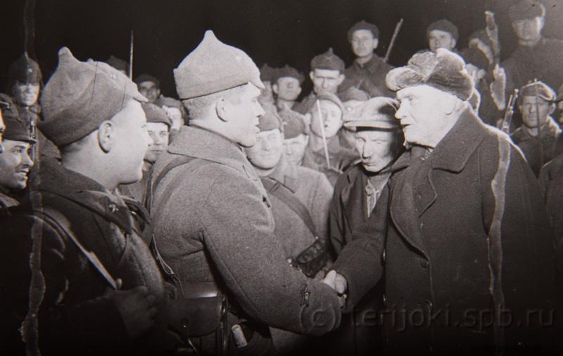 Терийоки. 1939 г.