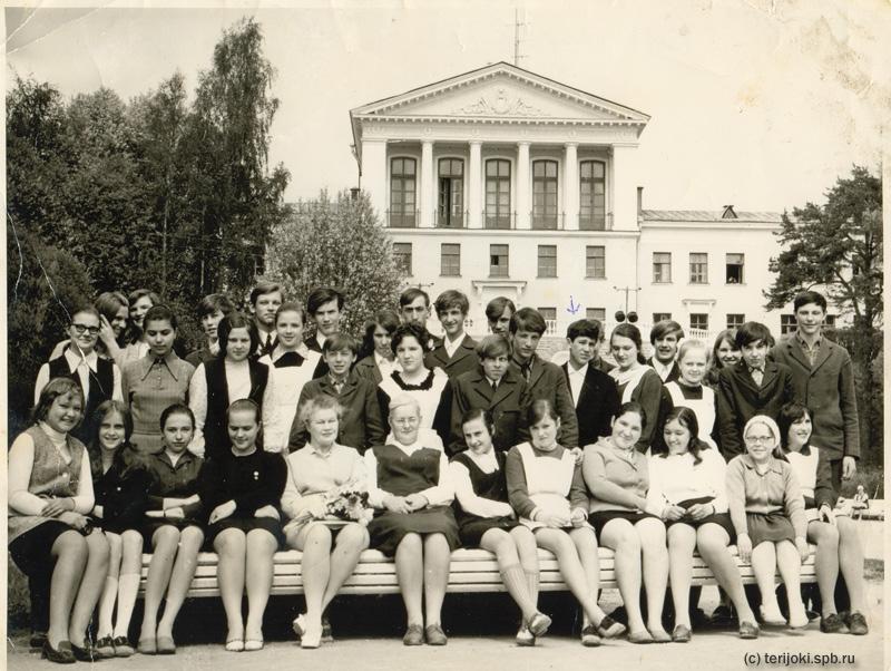 1960 годы, 7-й класс