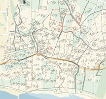 map Semenov 1923-2015
