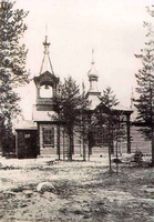 Perkjarvi orthodox church