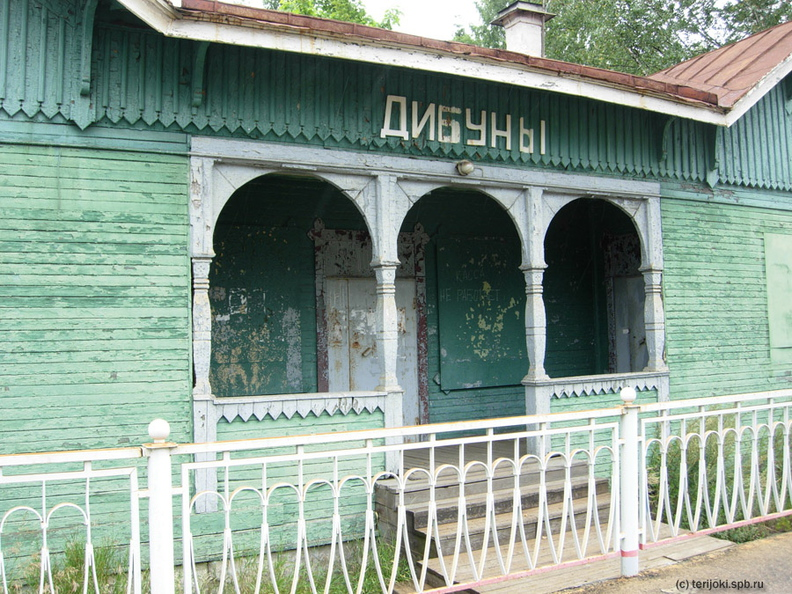 Дибуны поселок фото