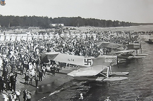 Terijoki beach 1928-02