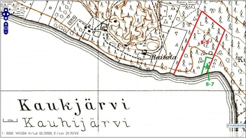 map Jalkala Chagin