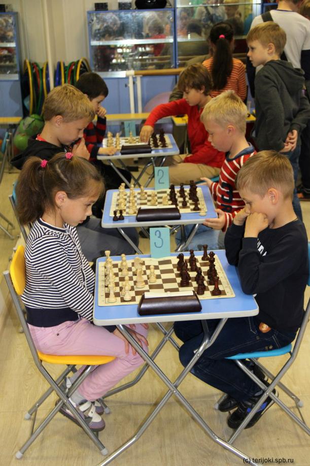 Детский турнир по быстрым шахматам «Слоны», 19.06.2016