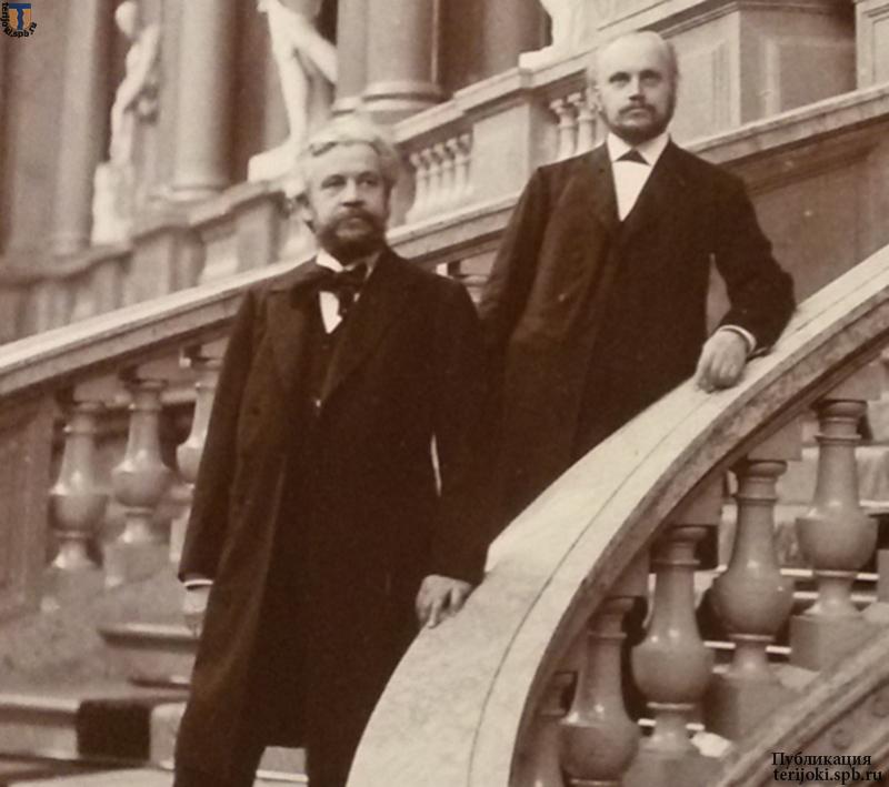 М. Г. Месмахер и Н. И. Блинов