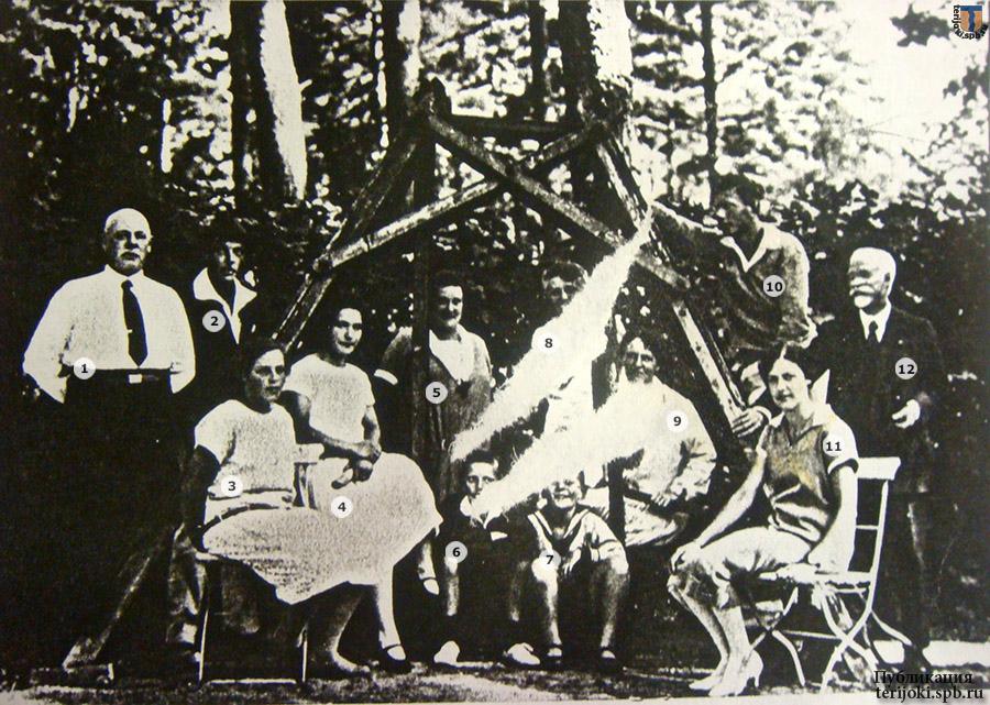 Терийоки, август 1926 года