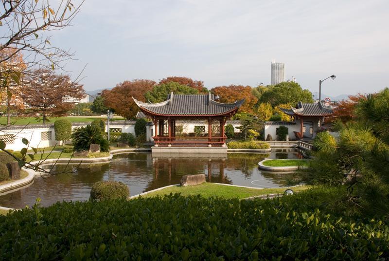 Ландшафтный парк вкитайском стиле построят насеверо-востоке столицы в следующем году